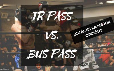 JR Pass vs. Bus Pass | Cómo viajar a Japón barato