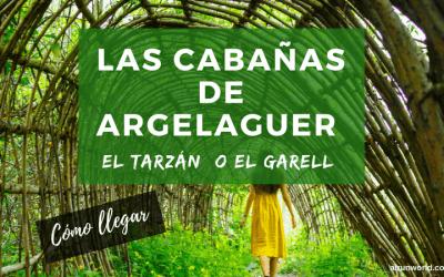 Las Cabañas de Argelaguer | Excursiones por Cataluña