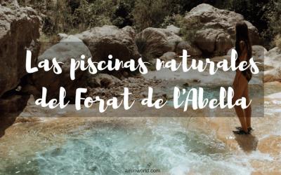 Las piscinas naturales del Forat de l'Abella | Excursiones por Cataluña