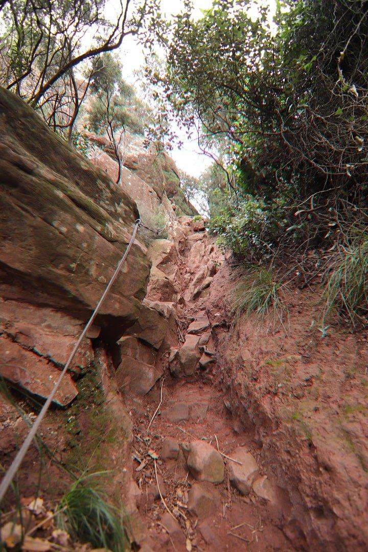 roca foradada y cueva bruguers