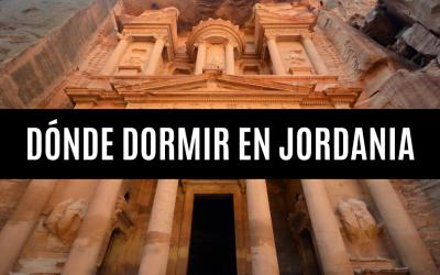 ¿Dónde dormir en Jordania? Mejores zonas y alojamientos