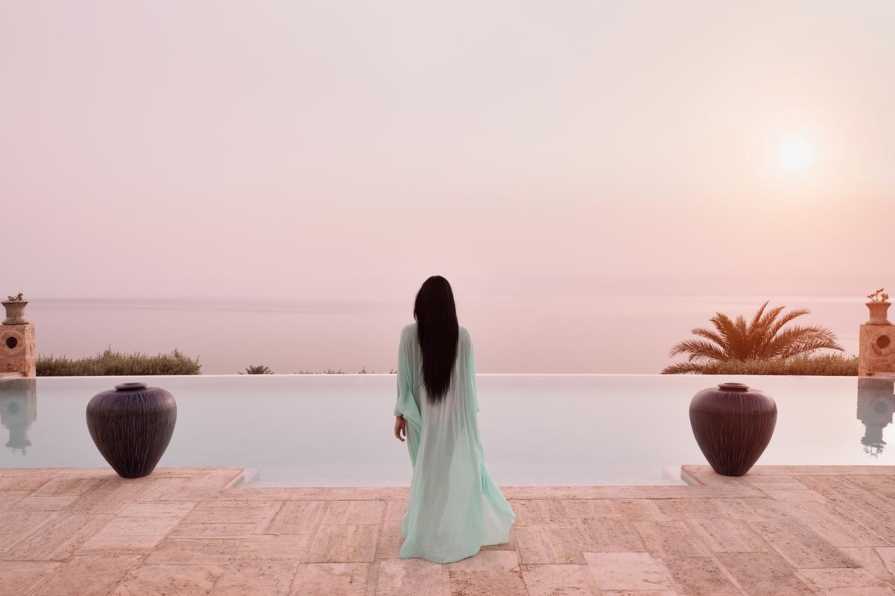 donde dormir en jordania mar muerto