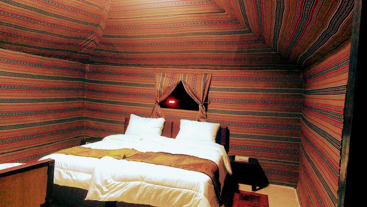 donde dormir en jordania wadi rum