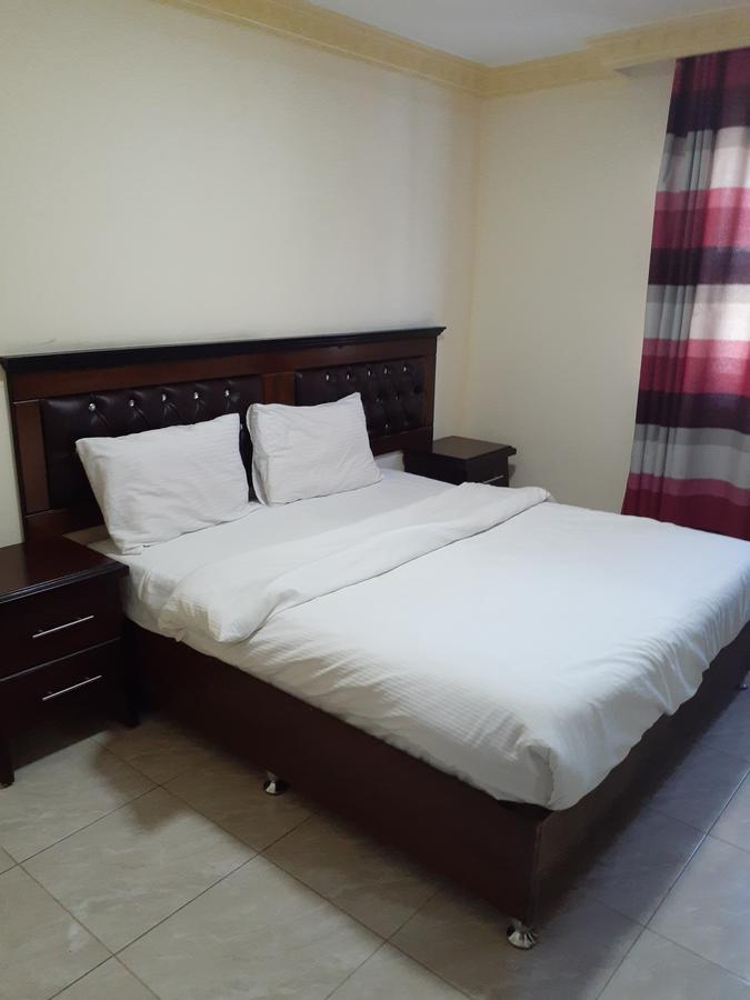 donde dormir en jordania petra