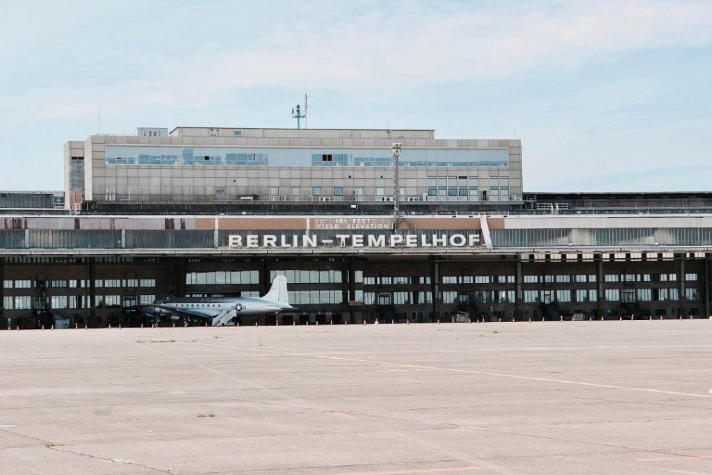 aeropuerto abandonado berlin peliculas