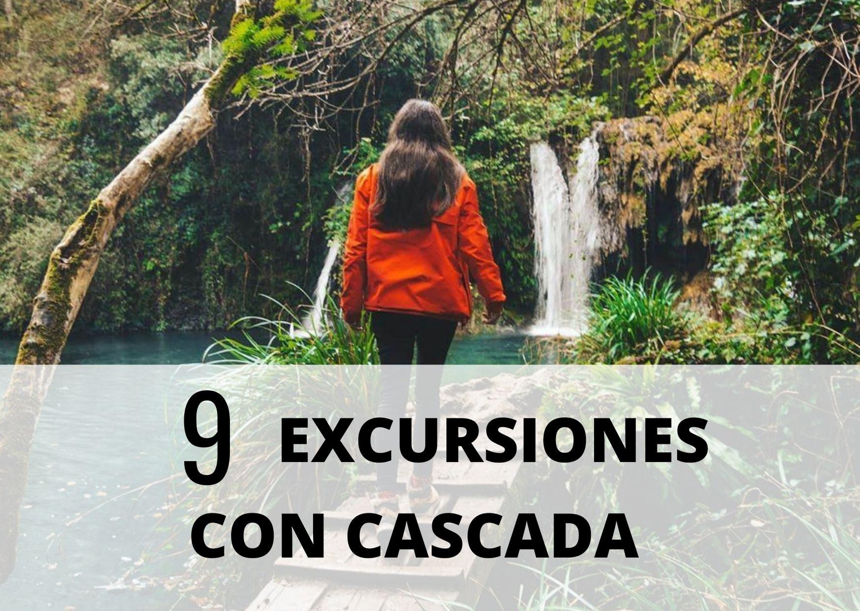 excursiones con agua catalunya faciles