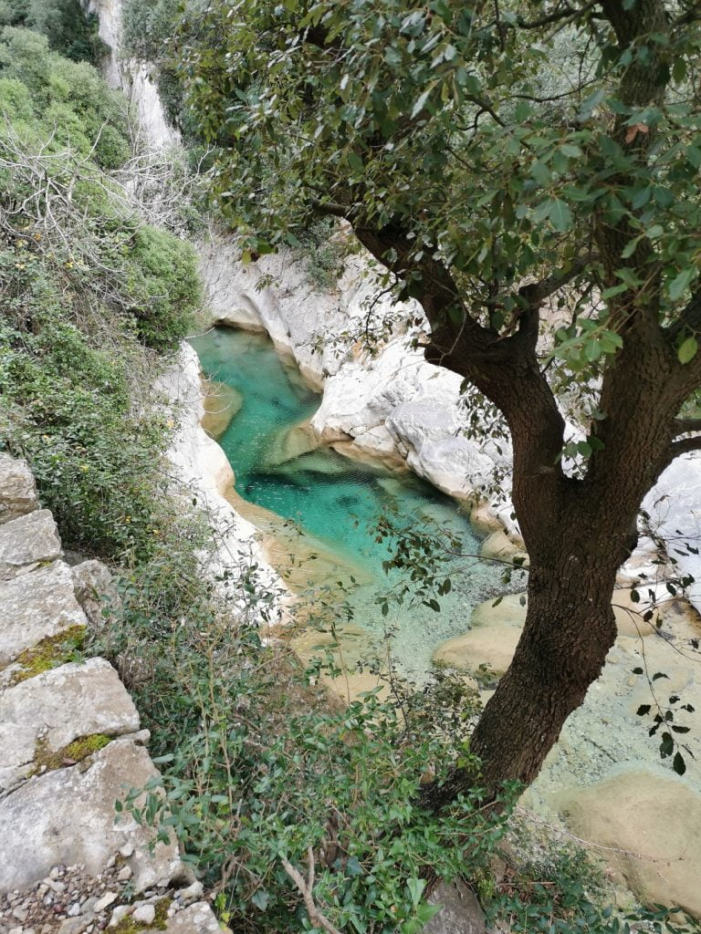 saltos de agua sant aniol sadernes